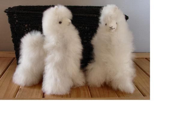 Baby Alpaca Soft-Toy