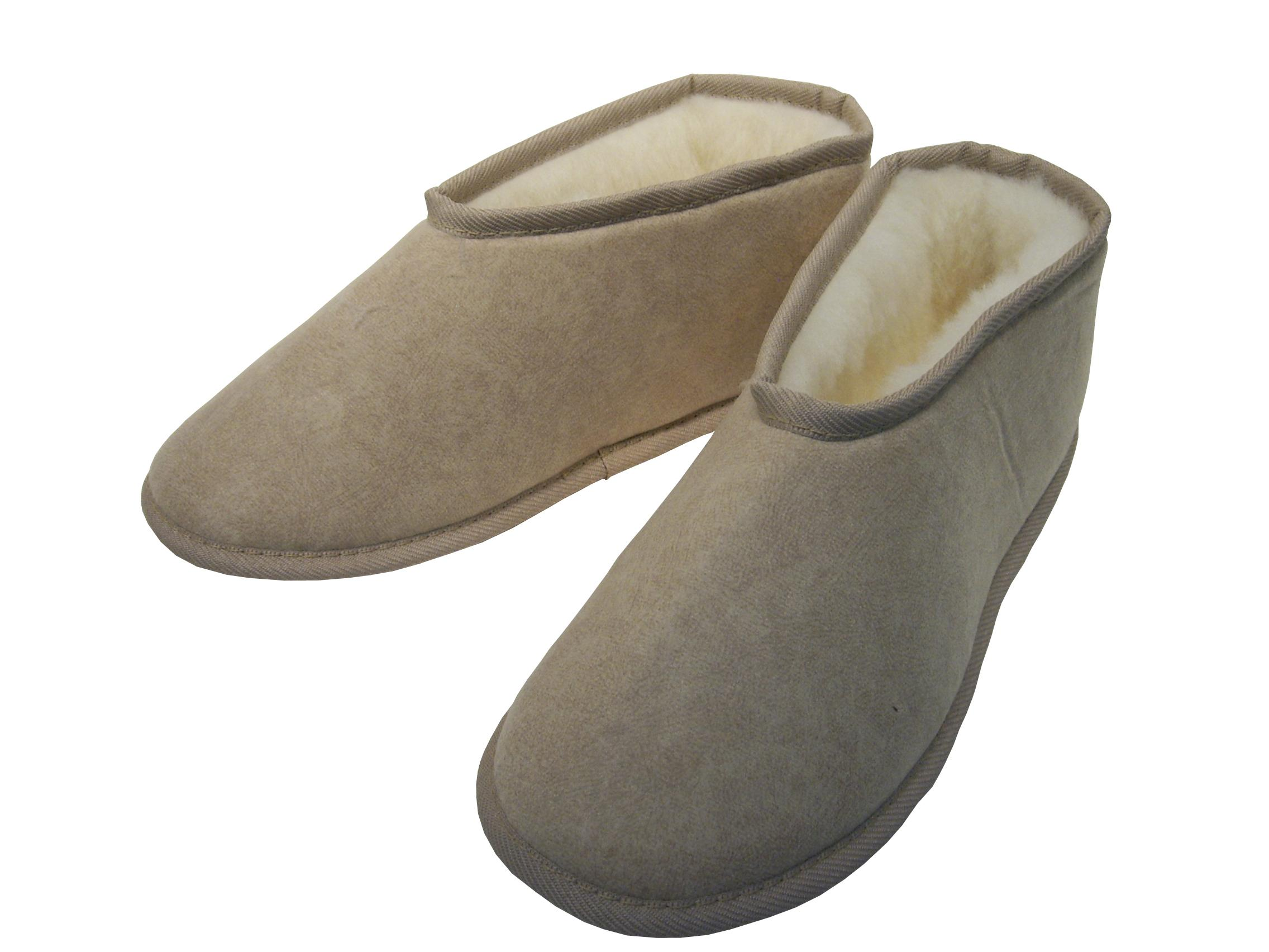 Auswool Pro Lambswool Slippers